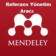 MENDELEY  ATIF YÖNETİM ARACI